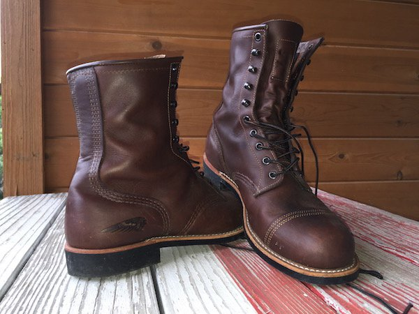 Red Wing Motorcycle Boots Review