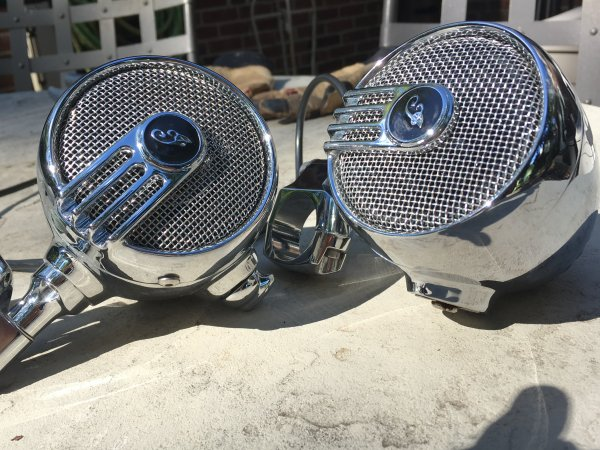 Sold Indian Bluetooth Handlebar Speakers Indian Rider